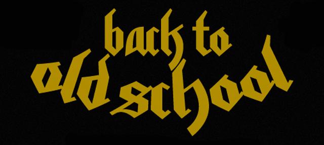 BACK TO OLD SCHOOL + B-DAY OZZY OSBOURNE