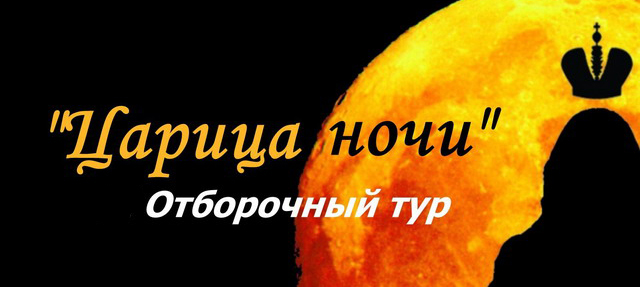 """VI отборочный тур фестиваль """"Царица ночи 2017"""""""