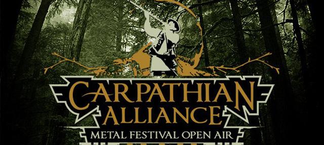 """Carpathian Alliance Metal Festival Open Air 2017"""