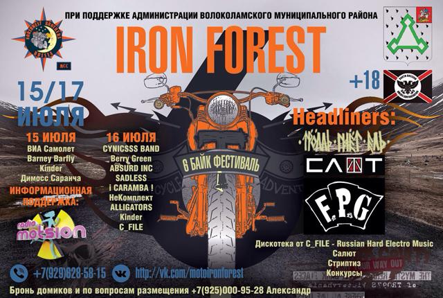 """Фестиваль """"Iron Fest 2016"""""""