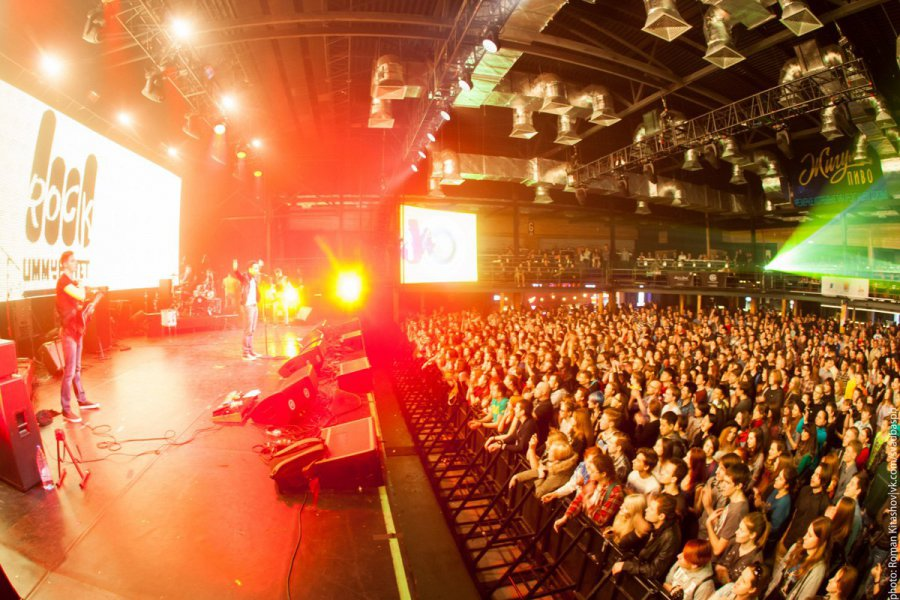Рок фестивали 2018