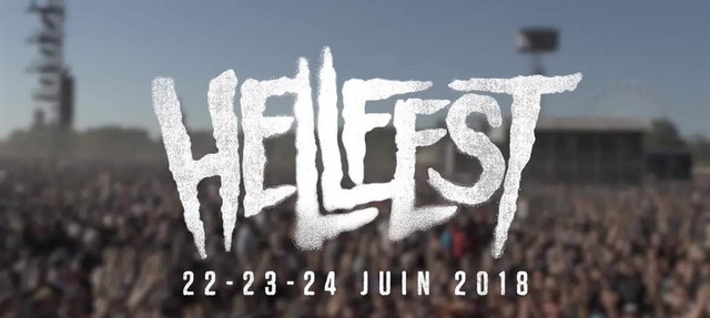 "Фестиваль ""Hellfest Open Air 2018"""