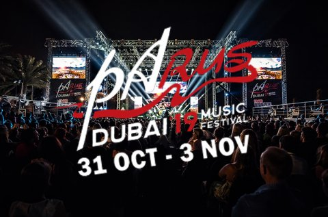 Parus Music fest in Dubai 2019: программа