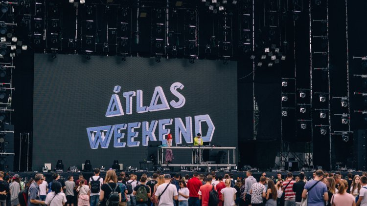 Фестиваль Atlas Weekend