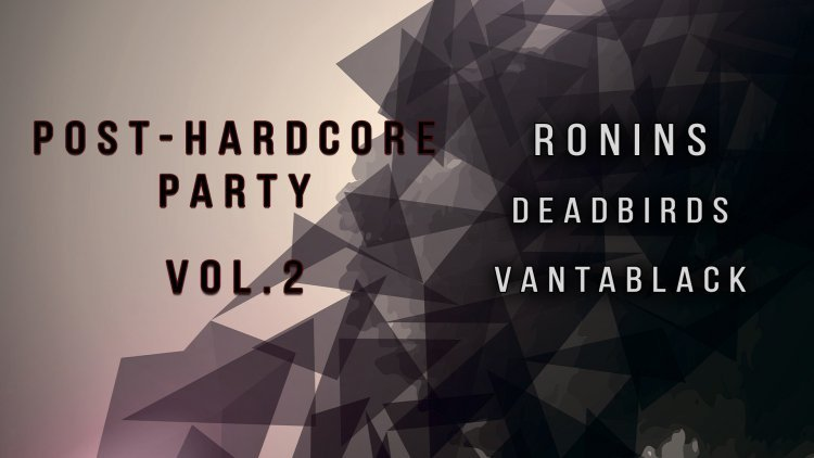 POST-HARDCORE PARTY VOL.2