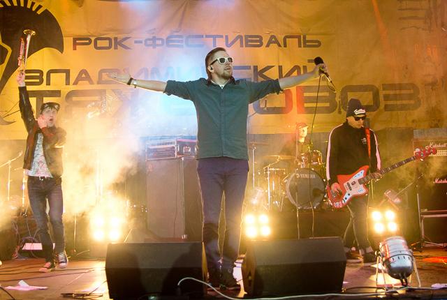 """Фестиваль """"Владимирский тяжеловоз 2016"""", """"Элизиум"""""""