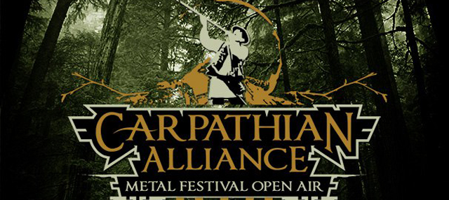 """Carpathian Alliance Metal Festival Open Air 2017"""