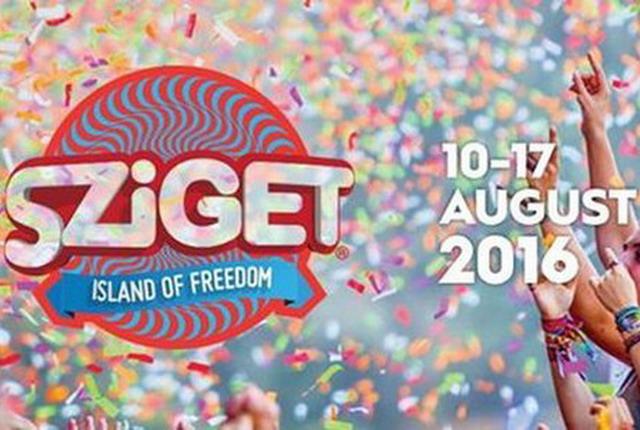 Фестиваль Sziget 2016