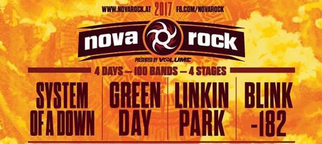 """Фестиваль """"Nova Rock 2017"""""""
