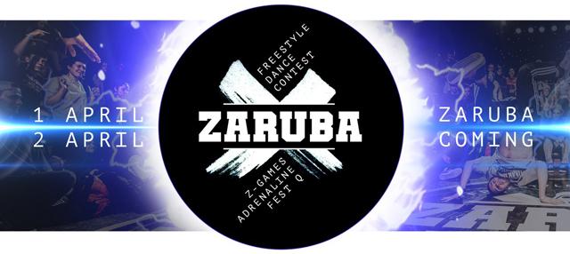 """Zaruba V - Adrenaline Qualifier"""